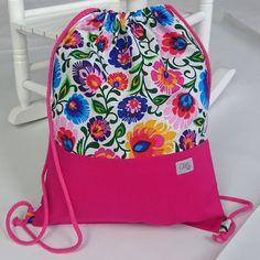 Drawstring Backpack, Folk, Backpacks, Bags, Fashion, Handbags, Moda, Popular, Fashion Styles