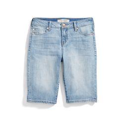 Stitch Fix New Arrivals: Denim Bermuda Shorts