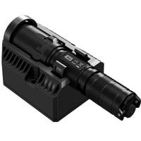 Nitecore R25 Rechargeable 800 Lumen Flashlight W Charging Dock