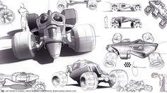 Tron: Legacy | Light Runner Design by Daniel Simon on Behance