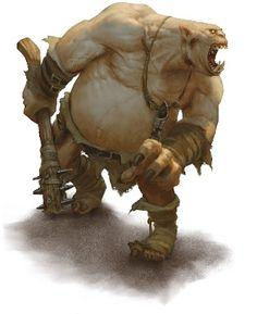 Ogre, D&D 5th Edition
