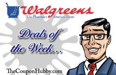Walgreens Deals of the Week (5/13 to 5/19)