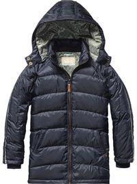 Longer Length Nylon Jacket