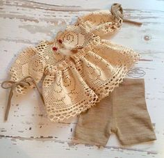 Cod 48 Baby photo prop set blouse and baby от 4LittlePrincessProps