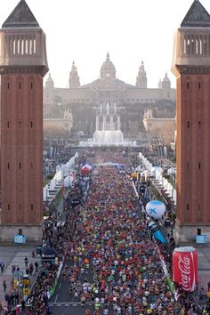 When I run a marathon, and I will, I plan on it being somewhere amazing like Barcelona!!!!!
