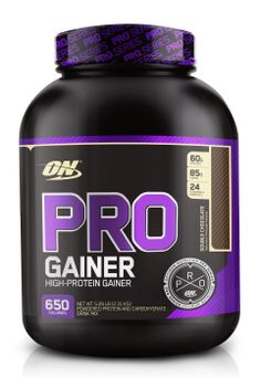Optimum #Nutrition Pro Complex Gainer, Double Chocolate, 5.09 Pounds So buy #OptimumNutrition Pro Complex Gainer now in just $38.49 instead of $60.49 [36%off] exclusively at amazon.com/ Putting on size requires a balance of heavy training and quality nutrition. Because everyone's a little different, some have a harder time packing on muscle than others. #PROGainer is a high-#protein formula delivering calories that count during recovery. Grab This Offer now: http://amzn.to/1FZ5SPl