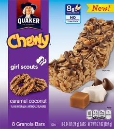 Product: Snack Bars | Quakeroats.com