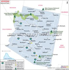 15. Visit all public National Parks, Historic Sites, and Monuments in Arizona. I think there are 19!