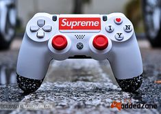 ModdedZone - Custom Modded Controllers for Xbox One, Xbox One Elite, and Nintedo Switch - ModdedZone Ps4 Controller Custom, Xbox One Controller, Xbox Pc, Xbox One S, Control Ps4, Joystick, Video Game Rooms, Video Games, Custom Consoles