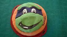 *GOUX 'R' MANDISES: gâteau tortue ninja 1