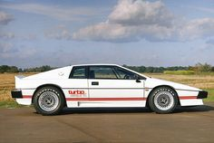 #ThrowbackThursday (19 Dec-2013) - 1981 Lotus Turbo Esprit.#CarFlash