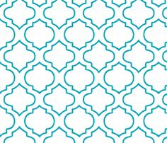Elegant Moroccan Pattern Rubber Stamp - Cling Rubber Stamp   ATile ...