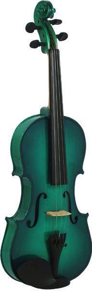Sea green violin. Yas!!