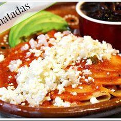 México en mi Cocina: Receta de Entomatadas