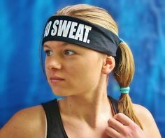 """Go old school. Go BOLD! New exclusive 100% Organic Cotton """"No Sweat"""" Sports Bandana in Jet Black/White. Find it here: http://barefootac.com/product-category/gear/sports-bandanas/"""