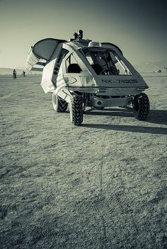 Moon Vehicle