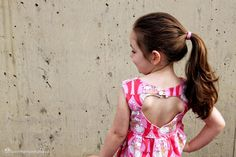 Sweetheart Dress Sewing PDF PATTERN for Girls 2T6T by VERYSHANNON, $9.95