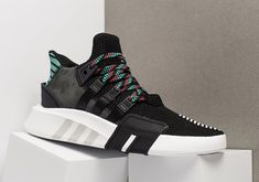 hot sale online 09f36 7149f The adidas EQT ADV drops in two new colorways consisting of the adidas EQT  Bask ADV and adidas EQT Support Mid ADV silhouettes that s available now.