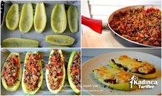 Kabak Sandal Tarifi - World Food & Recipes Greek Cooking, Cooking Time, Cooking Recipes, Turkish Recipes, Ethnic Recipes, Oven Dishes, Middle Eastern Recipes, Iftar, Love Food