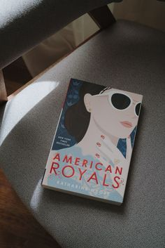 A review of American Royals. Join our Pinterest book club