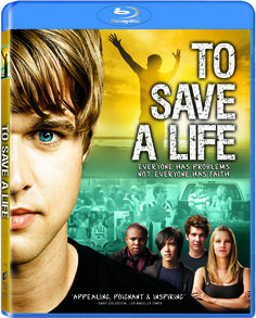 To Save A Life - Christian Movie/Film on DVD/Blu-ray. Jake is the most popular kid in school and has a promising future, but his world is rocked when tragedy strikes his childhood best friend. http://www.christianfilmdatabase.com/review/to-save-a-life/