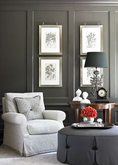 Designing Home: 6 Options for painting trim