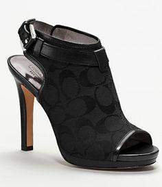 COACH Heel..omg I want!*kp*