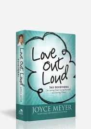This is truly a Woman of God!  Get over her twang and listen to her!  Or at least try one of her over 100 books - Love Out Loud