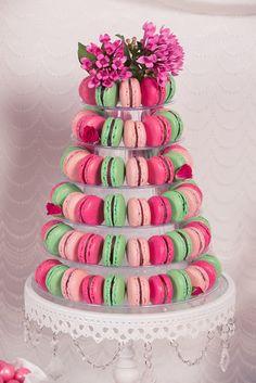 #macarons #piramide #allestimento #cerimonia #IlVizietto