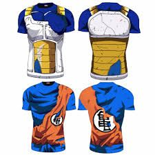 485a79dc073 Image result for dbz clothing Goku Vs