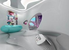 💙💖 Exterior Design, Interior And Exterior, Karim Rashid, Industrial Design, China, Futuristic, Furniture, Arch, Construction