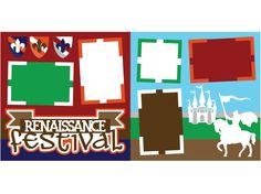 Renaissance Festival by ScrapbookConcierge on Etsy