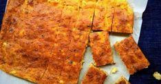 Τυρόπιτα ταψιού χωρίς φύλλο με αλεύρι που φουσκώνει μόνο του. Απίθανο σνακ Greek Recipes, Keto Recipes, Dessert Recipes, Cooking Recipes, Desserts, Savoury Recipes, Cetogenic Diet, Cheese Pies, Starters