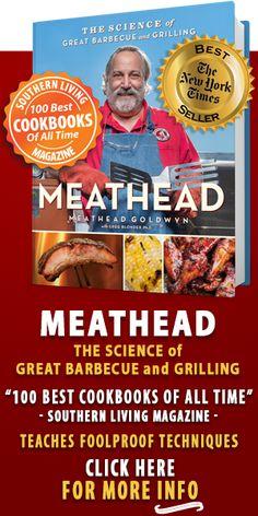 Meathead's book