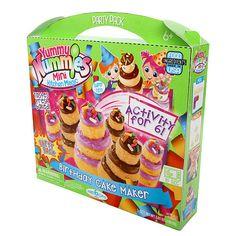 "Yummy Nummies Party Set - Birthday Cake - Blip Toys - Toys ""R"" Us"
