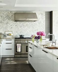 Modern Kitchen Bliss - The Zhush