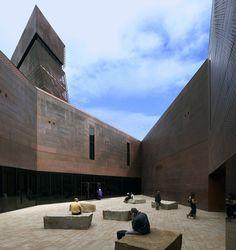 "Museo ""De Young""  Herzog & De Meuron"