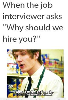 job interviewer - hire bo burnham