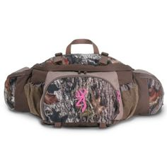Browning Travel Gear -- Woman's Rambler 16L fanny pack, and much more.