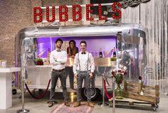 Ga naar Buitengewoon Bubbels (http://www.buitengewoonbubbels.nl/) - Pinterested @ http://wedspiration.com.