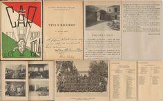 Caserma Ottaviani Brescia primo addestramento del dopoguerra. realizzato da alcune reclute. Brescia 1946