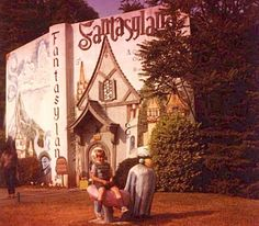 Fantasyland Storybook Park, Gettysburg, PA  Another place I visited as a kid.