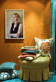 Celerie Kemble Collection http://www.fschumacher.com/collections/celeriekemble.aspx
