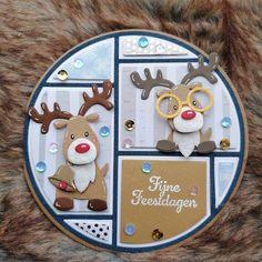 Christmas Crackers, Marianne Design, Diy Cards, Cardmaking, Farmhouse Decor, Christmas Crafts, Scrapbooking, Handmade, Xmas