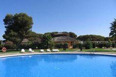 Camping Giralda de Isla Cristina. Huelva. Andalucia. Spain