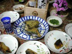 お魚づくしで、日本酒を楽しむ、初夏の晩酌風景【酢ずき鈴木☆7-8月初夏のお酒風景】2015年7-8月プレゼント当選おめでとうございます!