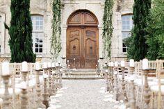 Wedding Ceremony I Photography: Xavier Navarro I Planning & Design: Lavender & Rose I A&E