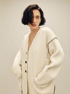 Knit Fashion, Womens Fashion, Fashion Fashion, Origami Fashion, Jumpsuit Pattern, Smock Dress, Apparel Design, Knitting Designs, Vintage Sewing Patterns