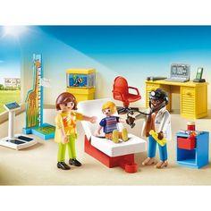 Playmobil 70034 Starter Pack kinderarts, 33-delig. Geschikt voor kinderen vanaf 4 jaar. Explorer 1, Zoo 2, Cabinet Medical, Playmobil Toys, Play Mobile, Super 4, Gift Finder, Folded Up, City Life