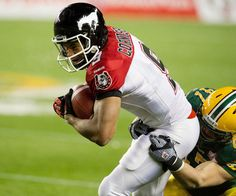 CFL: Calgary Stampeders' Jon Cornish breaks 56 year old Canadian rushing yards record
